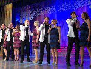 Отчетный концерт вокальных коллективов «Акцент» и «Камея»