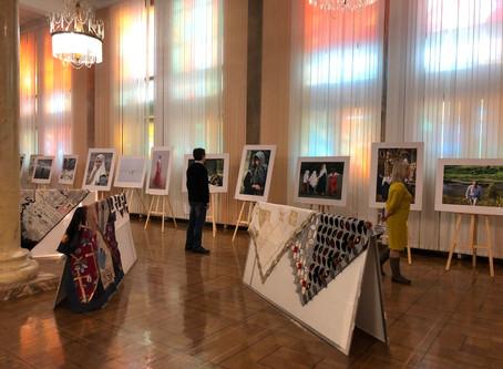 Выставка «Сибирь. Природа. Староверы» во «Дворце труда и согласия»