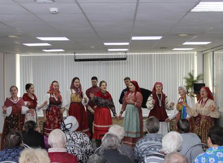 Концерт «Аржаницы» в пансионате «Солнечный»