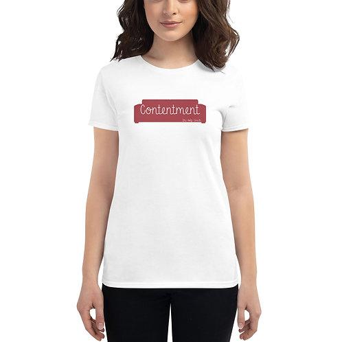 Contentment - Women's Short Sleeve T-shirt