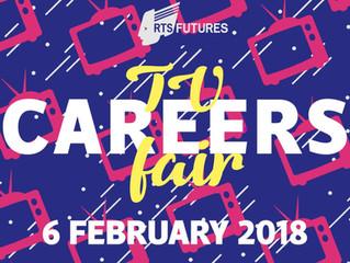 Royal Television Society (RTS) Careers Fair