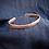 Thumbnail: Hephaestus' Girdle - Copper Bangle