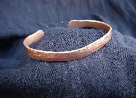 Hephaestus' Girdle - Copper Bangle