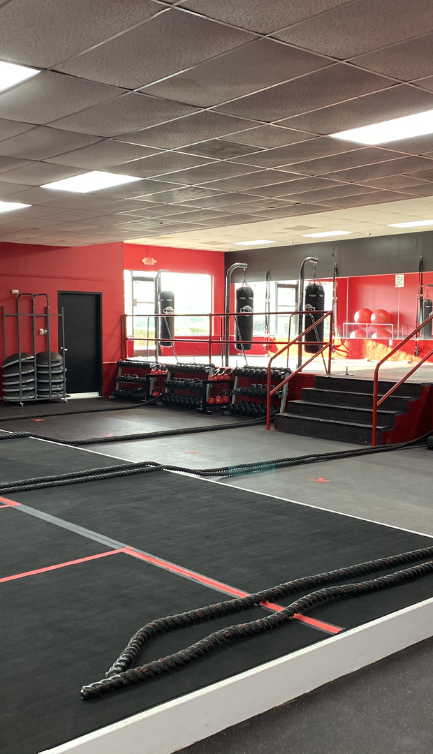Battle Ropes / Weights