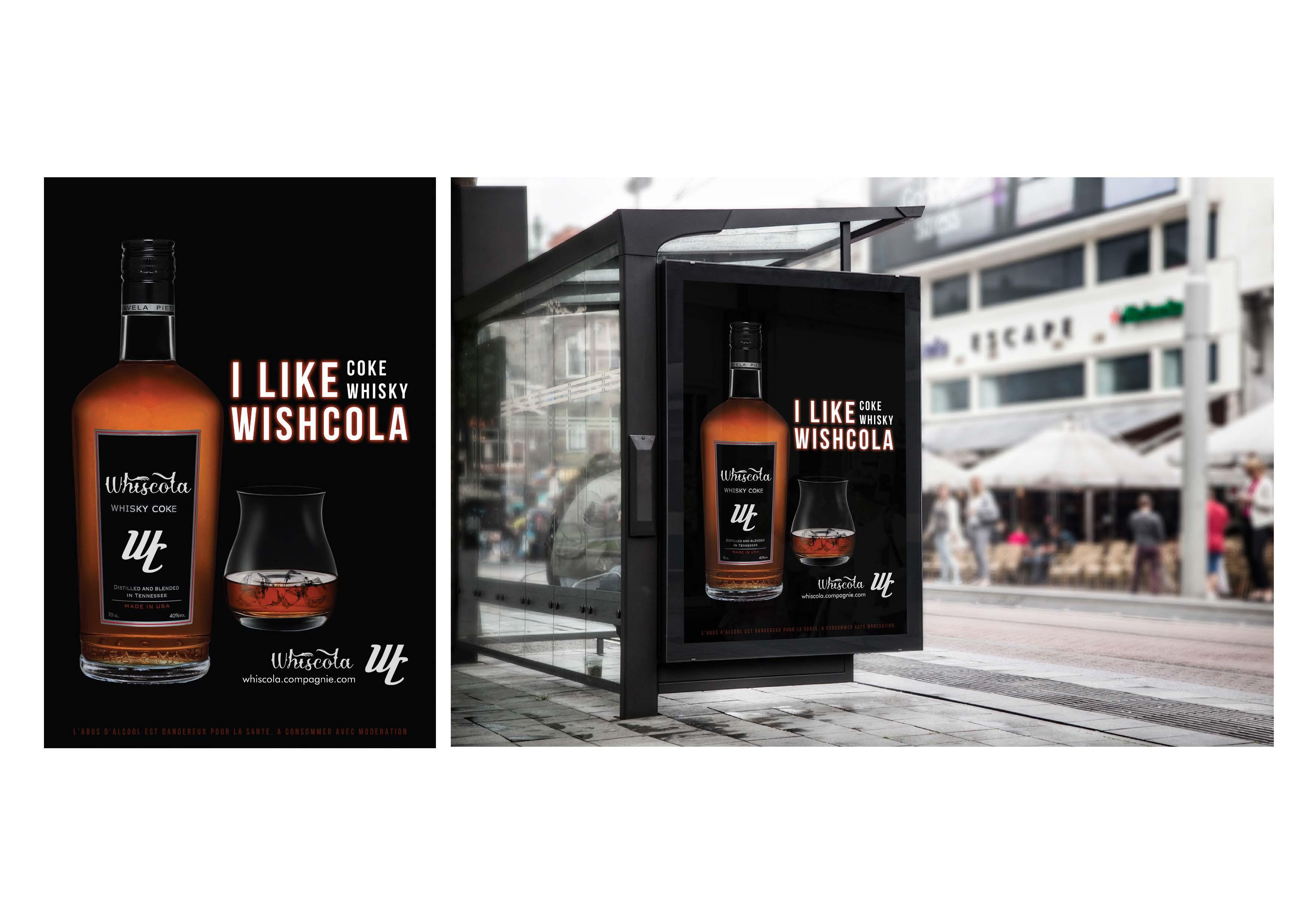 Affiche Wishcola