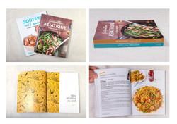 Livres cuisines