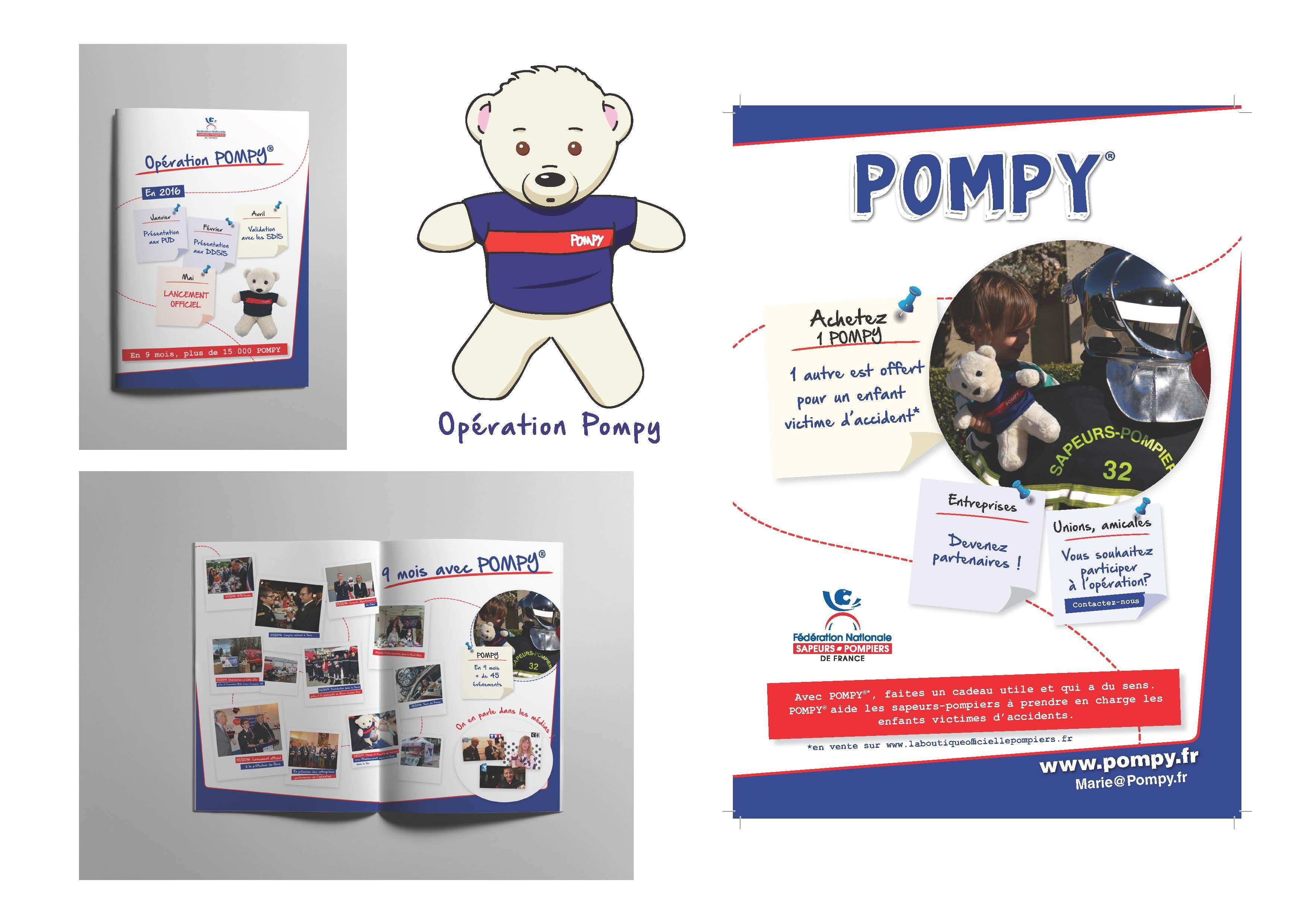 Brochure Pompy