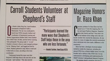The Platform Magazine Gets Recognition at Carroll Community College (Maryland)