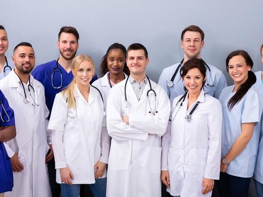 Elite Medical Staffing Blog Post - Detroit Team