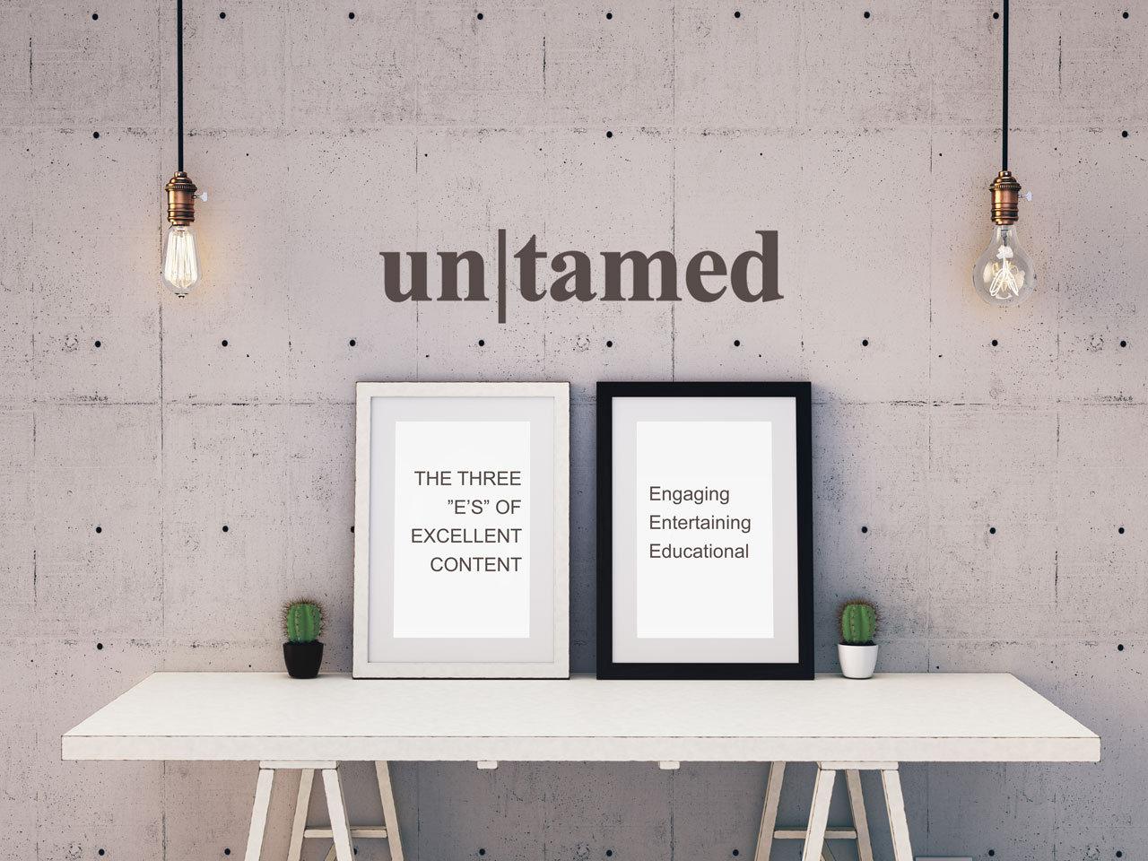 Un | Tamed Consultation