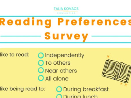 Turning Reluctant Readers into Eager Readers