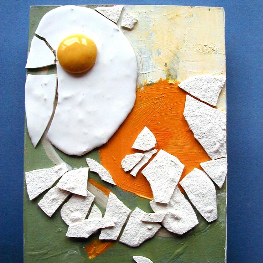 Edgy Egg