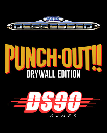 Punch-Out Logos