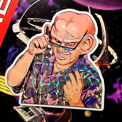 Quark Prismatic Sticker