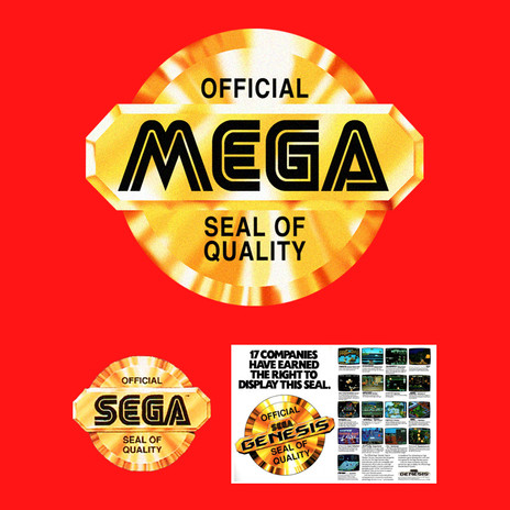 Official MEGA Seal of Quality