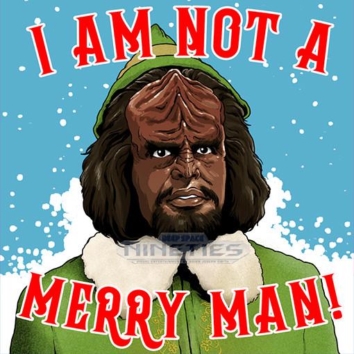 I am not a merry man!