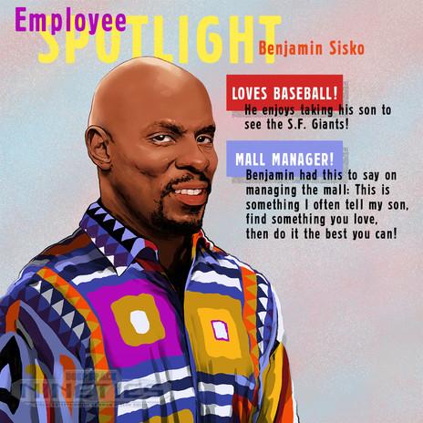 Employee Spotlight: Benjamin Sisko