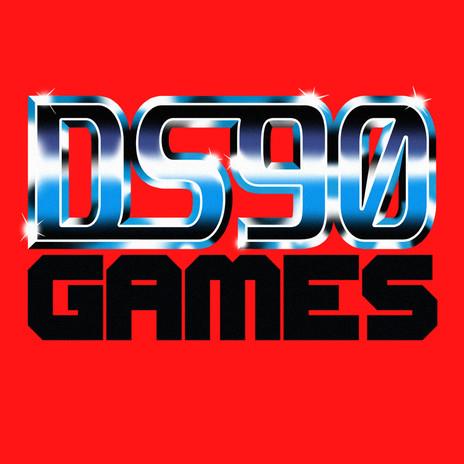 DS90 GAMES Logo