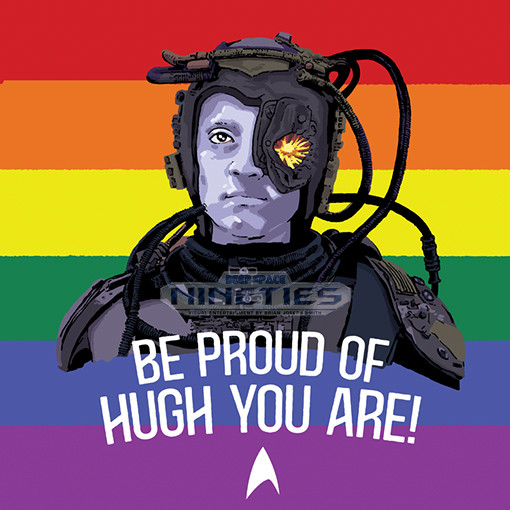 Be proud of Hugh you are!