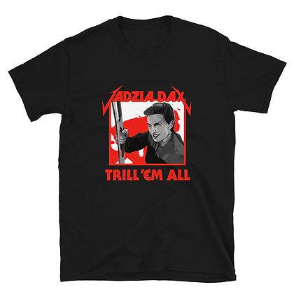 Trill 'em All Graphic Tee!