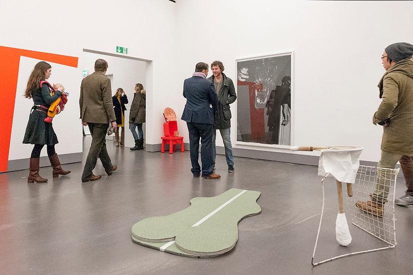 Kunstverein für die Rheinlande und Westfalen, Tennis, paralympisch