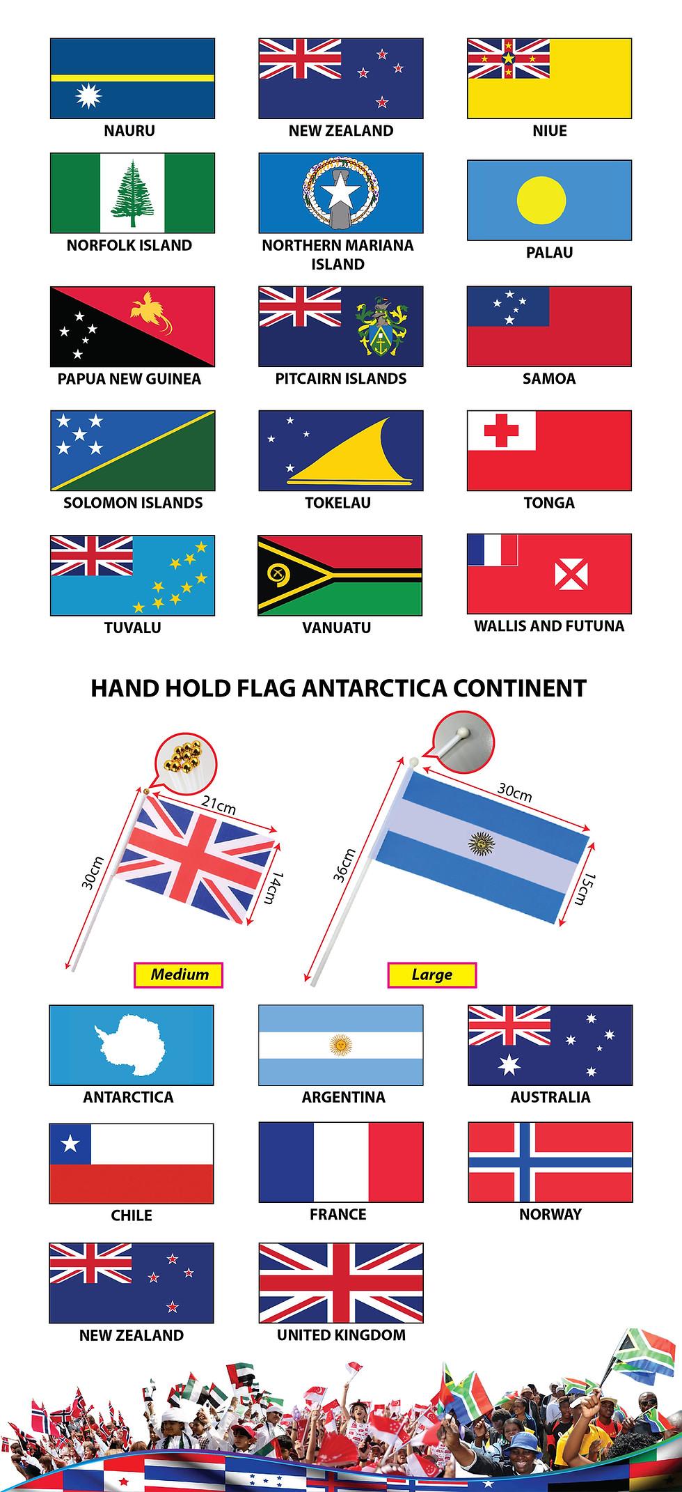 S.AMERICA -OCEANIA - ANTARCTICA_Artboard