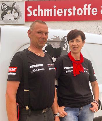 Andrea Wolff, Bernhard Wolff