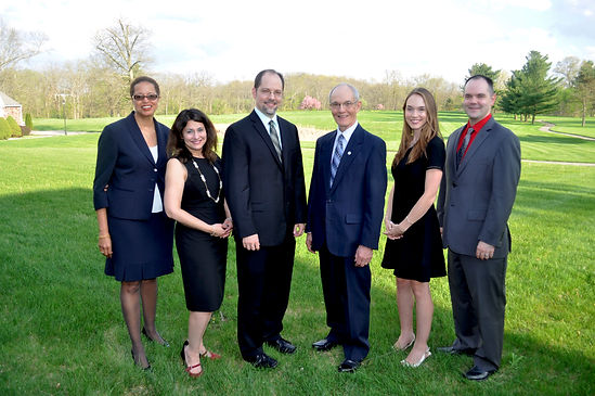 The Gettysburg Group members, including Michael Cooper-White