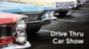 Drive through car show July 11th a Altoo