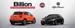 Billion Fiat and Alfaromeo of Des Moines