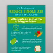 Reduce Single Use Campaign