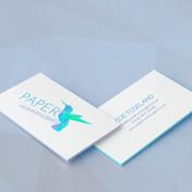 Paper Hummingbird