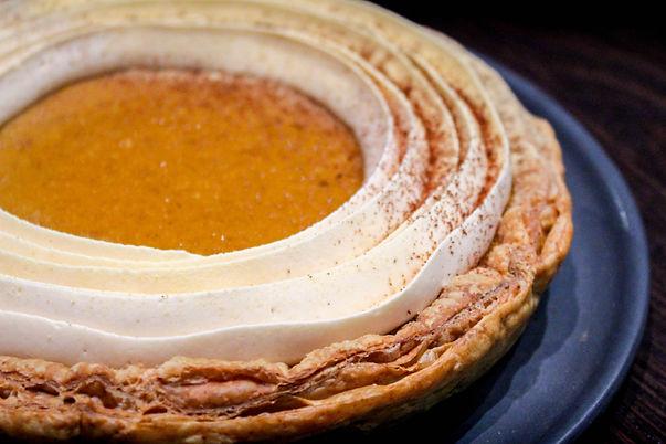 Robert Et Fils Caramelized Pumpkin Tart