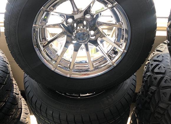 RHOX Custom Wheels/Tires 215/50 R12