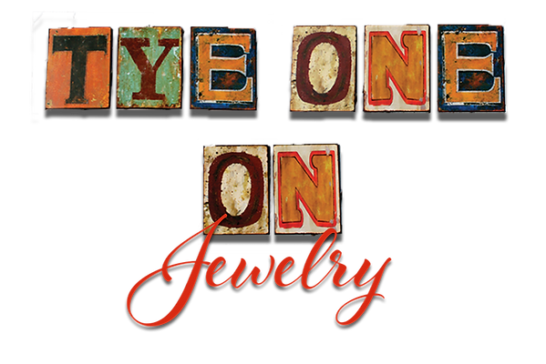 tye one on logo
