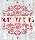 bohemian bling mandala