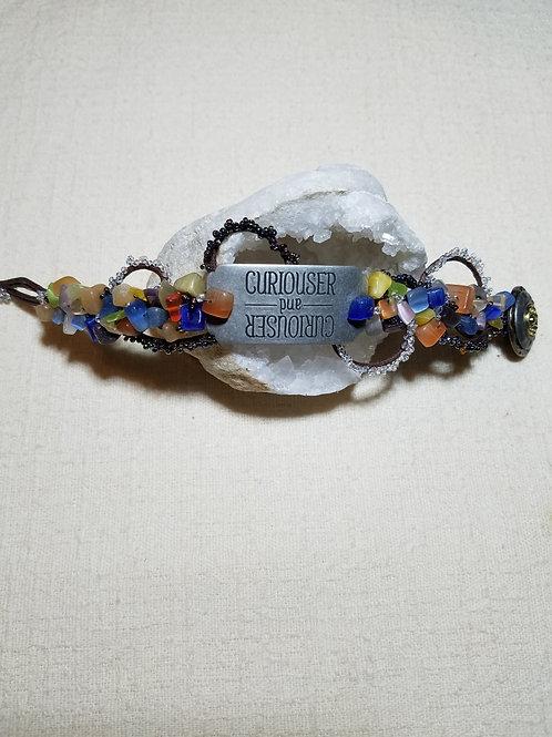 Curiouser and Curiouser Bracelet