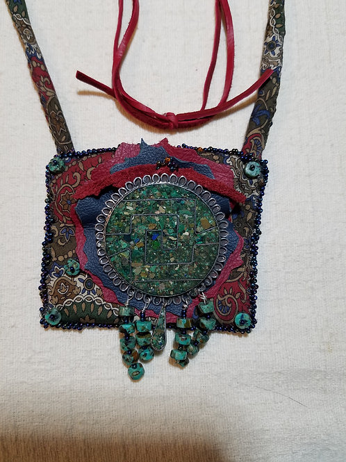 Small Pouch necklace