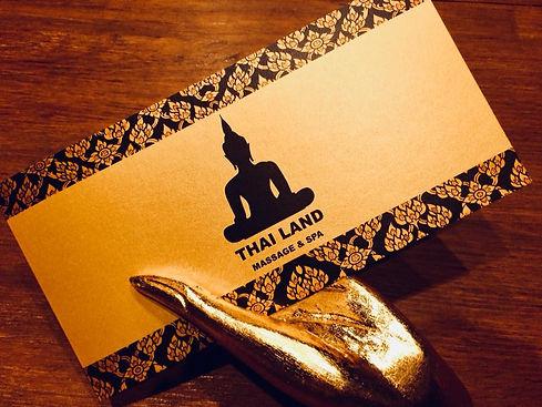 Подарочный сертификат в тайский салон
