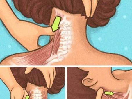 Мигрень, боль в плечах и шее, головокружение и тошнота