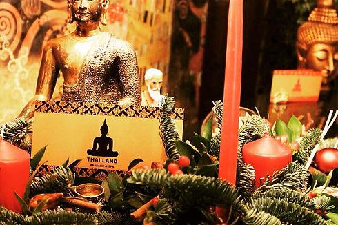 Подарочный сертификат тайский массаж