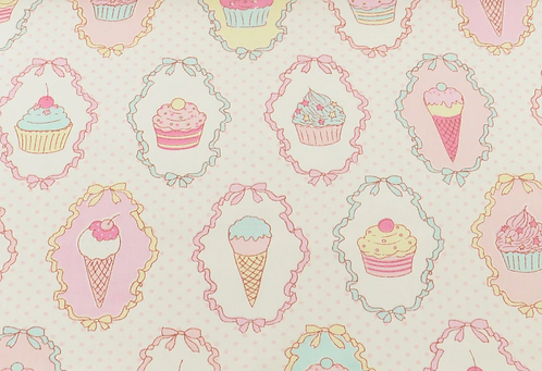 Cup Cake et Glace