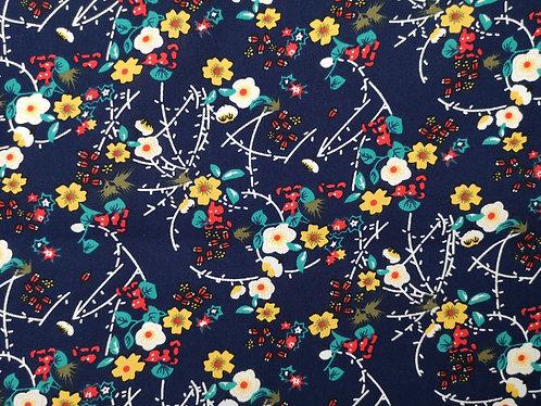 Fleurs Multicolor