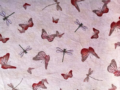 Papillon Libellule Santoro