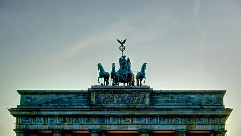 Brandenburger Tor Sunset