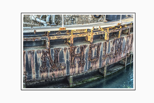 Dry Dock Gate
