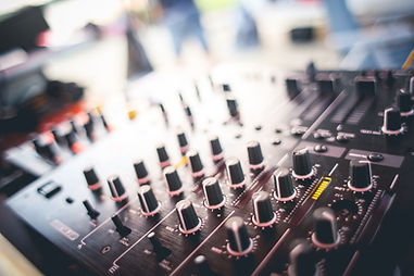 Hochzeits DJ Rack für tolle Musik