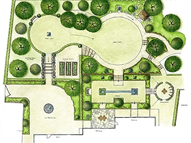 landscape design services wake forest.pn