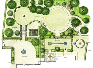 landscape design services wake forest.pn