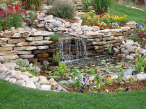 water fall design installtion company wa